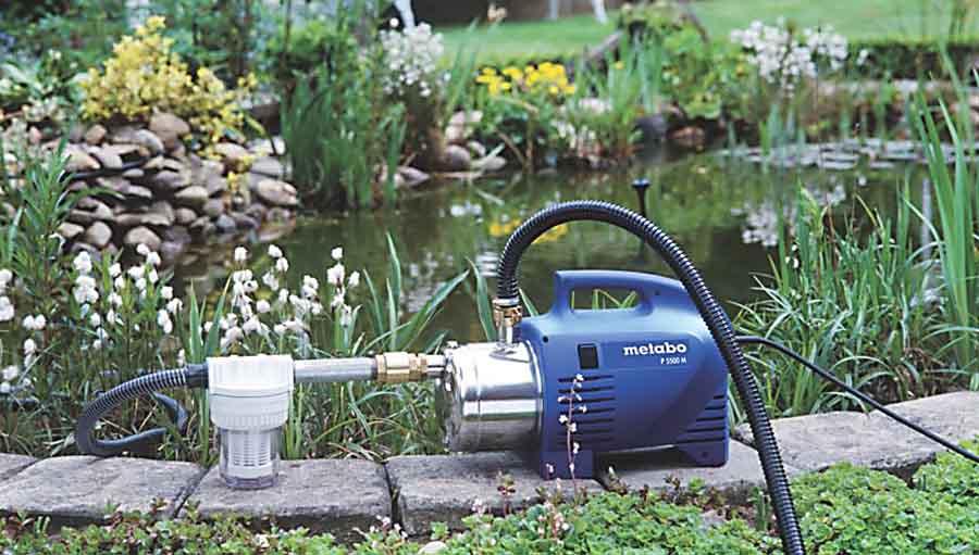 Suchen Sie eine robuste, langlebige Gartenpumpe? Dann können wir Ihnen aus Erfahrung beispielsweise den Hersteller Metabo empfehlen.