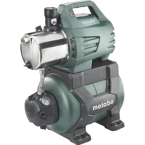 Wenn es um Ihr Hauswasserwerk geht, empfehlen wir Ihnen beispielsweise den Hersteller Metabo.
