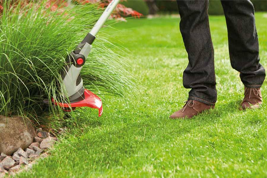 Beim Rasentrimmer, Rasenkanten-Schneider oder auch Kantenschneider setzen unsere Kunden und wir auf Qualität - also auf starke Marken wie Alko oder Stihl.