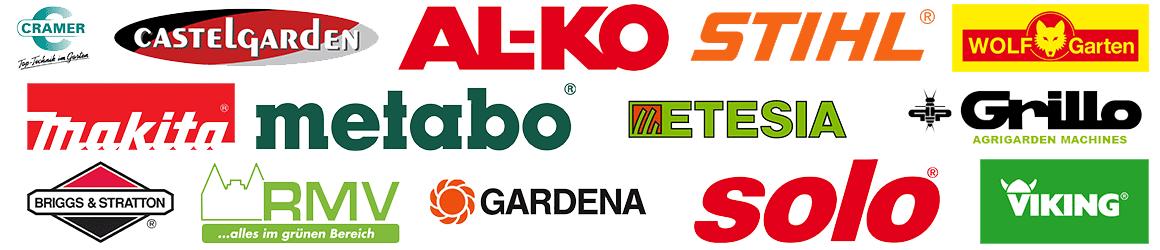 logos_cramer_leer_castelgarden_metabo_rmv_makita_wolf_viking_solo_grillo